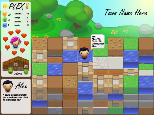 Single Player Screenshot