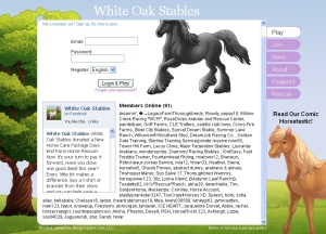 White Oak Stables - 91 Members Online