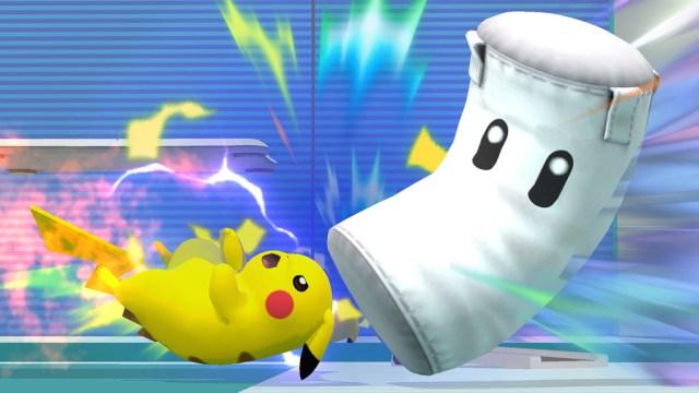 pikachu-with-sandbag